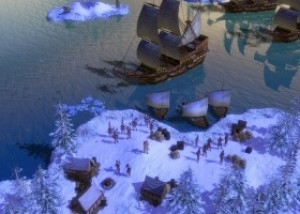 Age of Empires 3 miniaturka