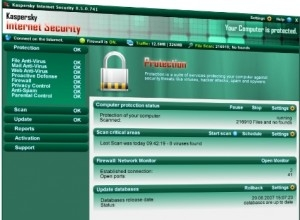Kaspersky Internet Security 20010 9 PL miniaturka