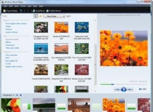Windows Movie Maker 2.1 PL miniaturka